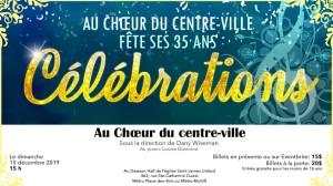 Célébrations affiche F